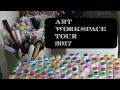 ART WORKSPACE TOUR \\ Workstation Tour 2017 //