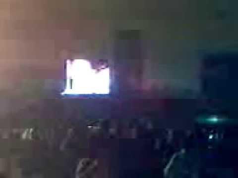 Concierto de Shakira en vivo desde Lima: Suerte
