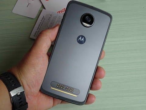 video Recensione Motorola Moto Z2 Play, parola d'ordine ottimizzazione
