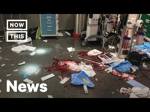 Doctors Show The Messy Reality of Gun Violence in the NRA's America | NowThis