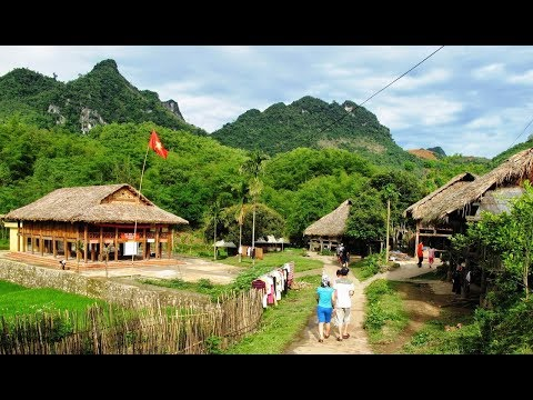 Ngất ngây vẻ đẹp của thung lũng mây trời, Mai Châu, Hòa Bình @ vcloz.com