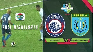Video Arema FC (1) vs (0) Persela Lamongan - Full Highlight | Go-Jek Liga 1 Bersama Bukalapak MP3, 3GP, MP4, WEBM, AVI, FLV Juli 2018