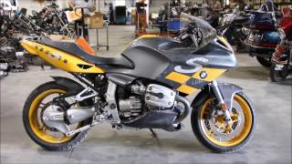 9. 2004 BMW R1100S Used Parts
