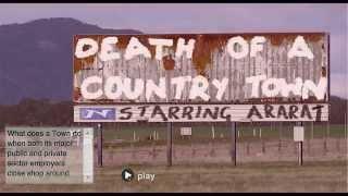 Ararat Australia  city pictures gallery : Ararat, Australia's Golden Town Dies! Pt.2