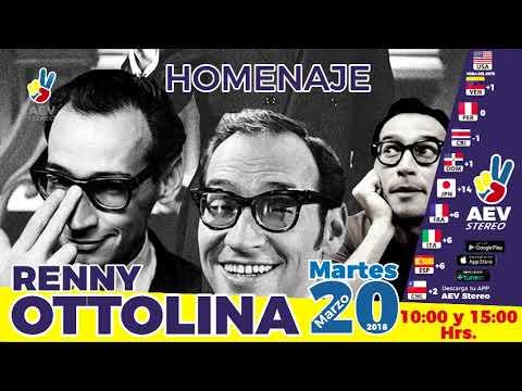 Frases celebres - HOMENAJE A RENNY OTTOLINA 2018  AEV Stereo