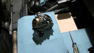 7. Polaris Ranger 500 Problems Carb Clean Part 1