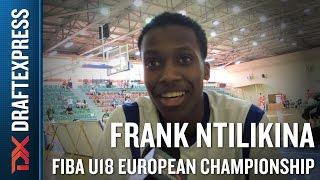 Frank Ntilikina 2015 FIBA U18 European Championship Interview