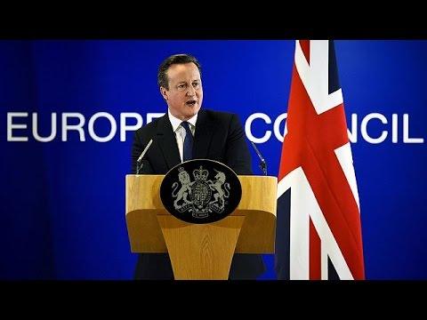 Ντέιβιντ Κάμερον: «Ποτέ δεν θα γίνουμε μέρος ενός ευρωπαϊκού υπερκράτους»