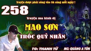 Truyện ma pháp sư - Mao Sơn tróc quỷ nhân [ Tập 258 ] Đánh Lê Sơn lão mẫu - Quàng A Tũn