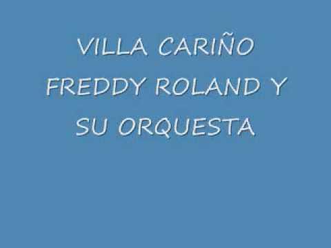 FREDDY ROLAND VILLA CARIÑO