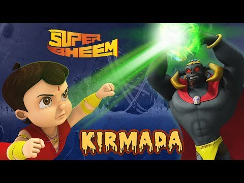 Super Bheem VS Kirmada | Sky Dragon ke Raksha - Full Video in Hindi