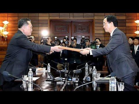 Στις 27 Απριλίου η κοινή διάσκεψη Βόρειας και Νότιας Κορέας