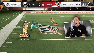 This New Mode Is CRAZY... Superstar KO Madden 20