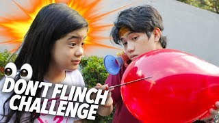 Video Don't Flinch Challenge!! | Ranz and Niana MP3, 3GP, MP4, WEBM, AVI, FLV April 2019