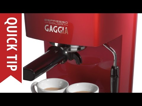 Quick Tip: What Type of Espresso Machine Is Right for You?