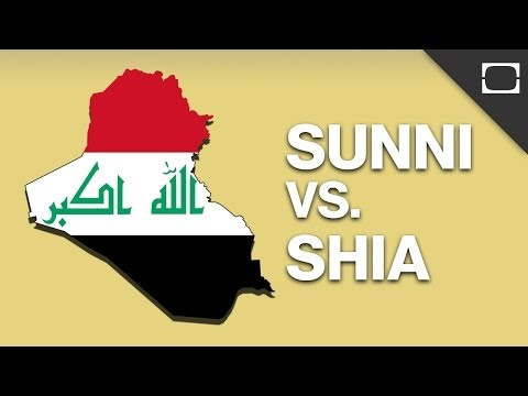 SUNNI - In the Middle East, the battle between the Sunnis and Shiites has been going on for quite some time. With one and a half billion Muslims in the world, it is ...