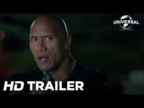 Central Intelligence - Trailer 2 (Deutsch / German)