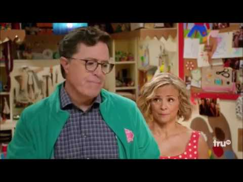 At Home With Amy Sedaris - Stephen Colbert