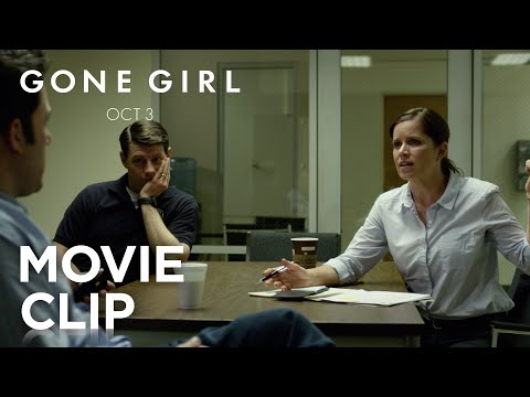 Gone Girl Clip 'Should I Know My Wife's Blood Type?'