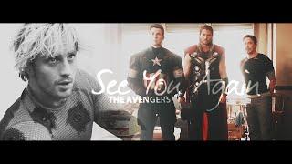 Video The Avengers | See You Again MP3, 3GP, MP4, WEBM, AVI, FLV April 2018