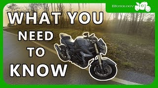 9. The Good Bad and Ugly About Naked Bikes | gsxs750
