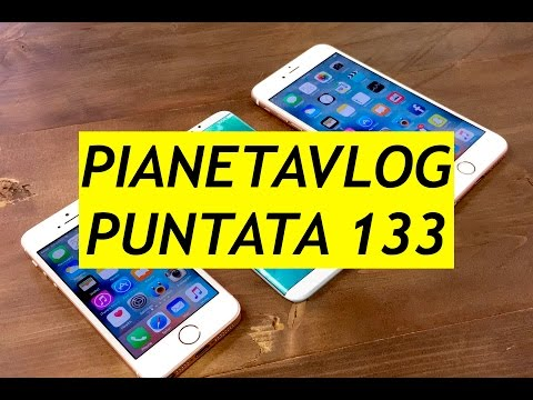 PianetaVlog 133: iPhone 8, HTC X10, Xiaomi Mi 6, Maze Alpha