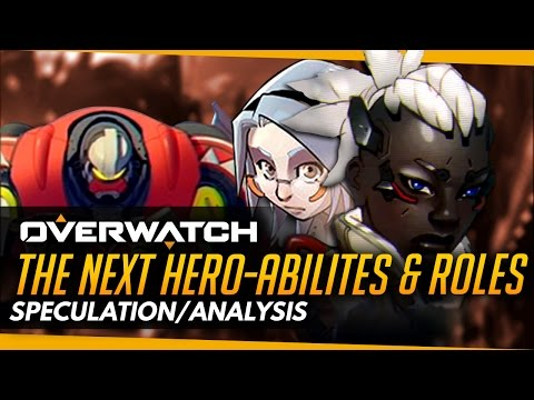 gratis download video - Overwatch--The-Next-Hero--Abilities--Roles-SpeculationAnalysis