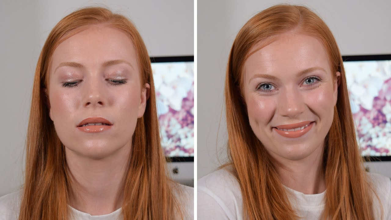 Losing my Born to Run Palette... Chatty GRWM | Simply Redhead