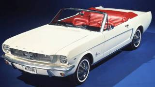 A salute to the 45th anniversary of the Mustang