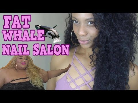 Fat Whale Opens Nail Salon