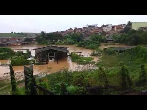 Enchente Em Amaraji