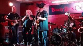 Video Bluesberg - Zůstaň se mnou, 27.9.2017 Bounty Rock Cafe, Olomouc,