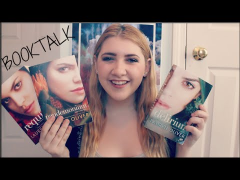 The Delirium Trilogy by Lauren Oliver | BOOKTALK