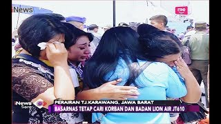 Video Suasana Duka Keluarga Korban Tabur Bunga di Lokasi Jatuhnya Lion Air JT 610 - iNews Sore 06/11 MP3, 3GP, MP4, WEBM, AVI, FLV Februari 2019