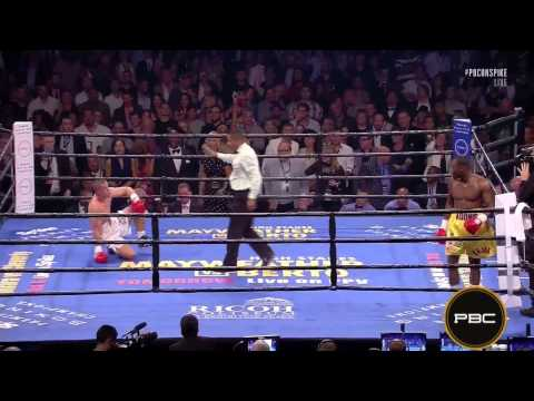 stevenson vs karpency highlights — september 11th 2015 — pbc on spike