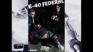 E-40 - Nuttin ass nigga
