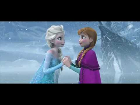 Frozen Anna And Elsa Tribute- A Thousand Years