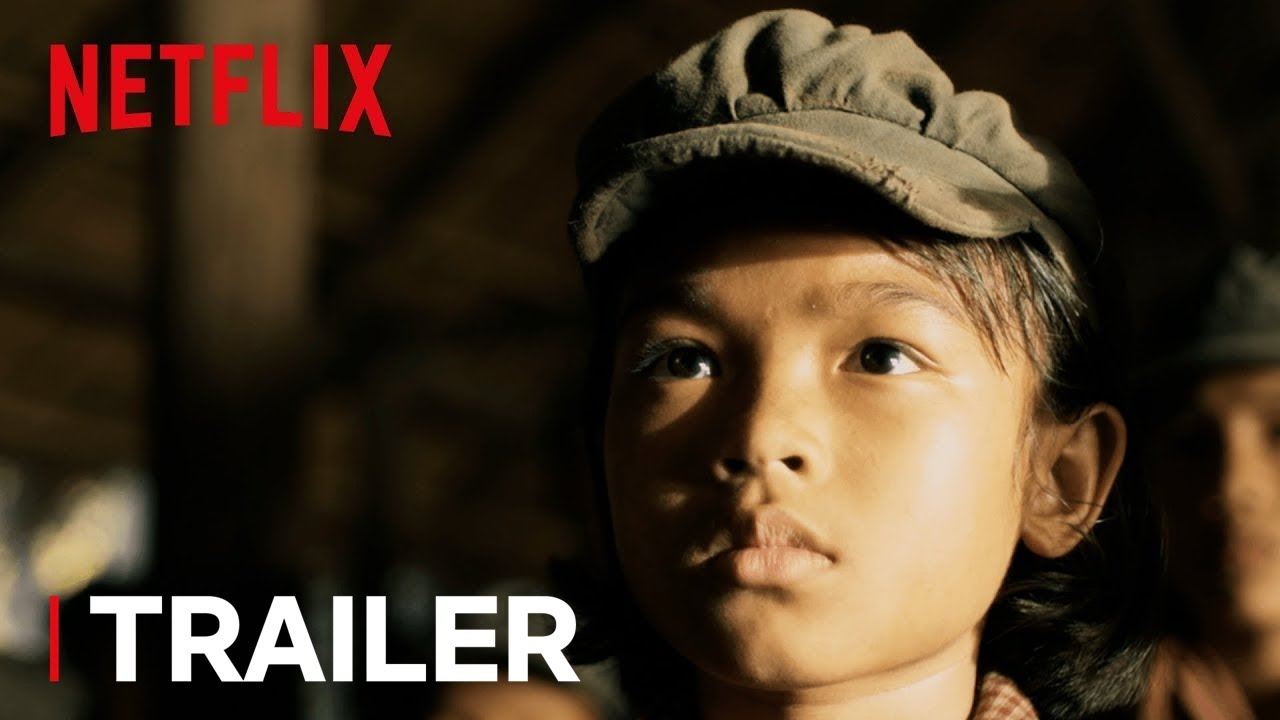 Her Eyes Never Forget. Watch Angelina Jolie's Cambodian Loung Ung's Biography 'First They Killed My Father' (Trailer) to Air on Netflix