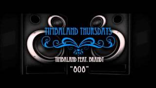 "Timbaland Feat. Brandy - ""808"" (HQ)"