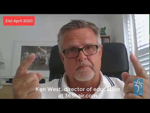 Ken West, Director of 3∙6∙5 Salon Education talks hearsay, minimum wage increase and profits