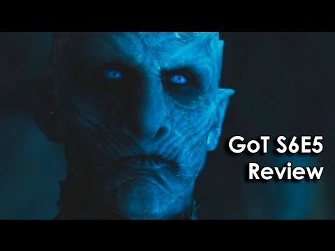 Ozzy Man Reviews Game of Thrones Season 6 Episode