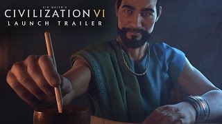 Civilization VI gets a stunning launch trailer