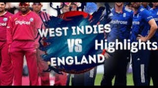 WestIndies vs England 2nd T20i 2019 full highlights| eng vs wi 2nd t20 highlights. #engvswi
