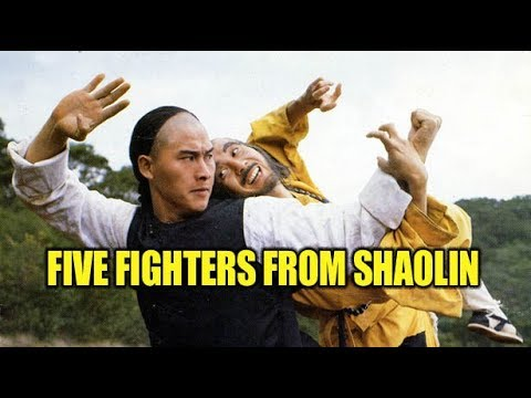 Wu Tang Collection - 5 Fighters From Shaolin