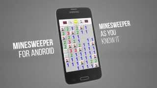 Minesweeper for Android YouTube video