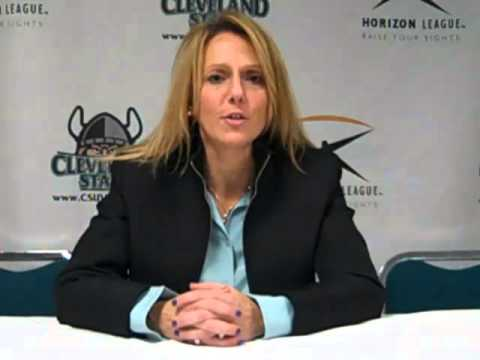 Kate Peterson Abiad Postgame vs. Valpo -March 2-