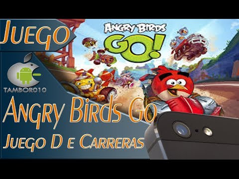 Video 1 de Angry Birds Go!