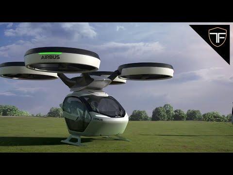 Airbus Transportation Concept