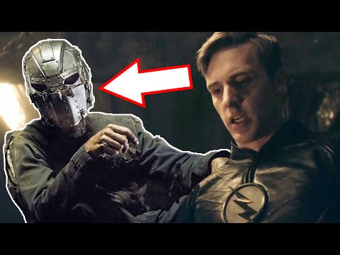 Man In The Mask Revealed! - The Flash Season 2