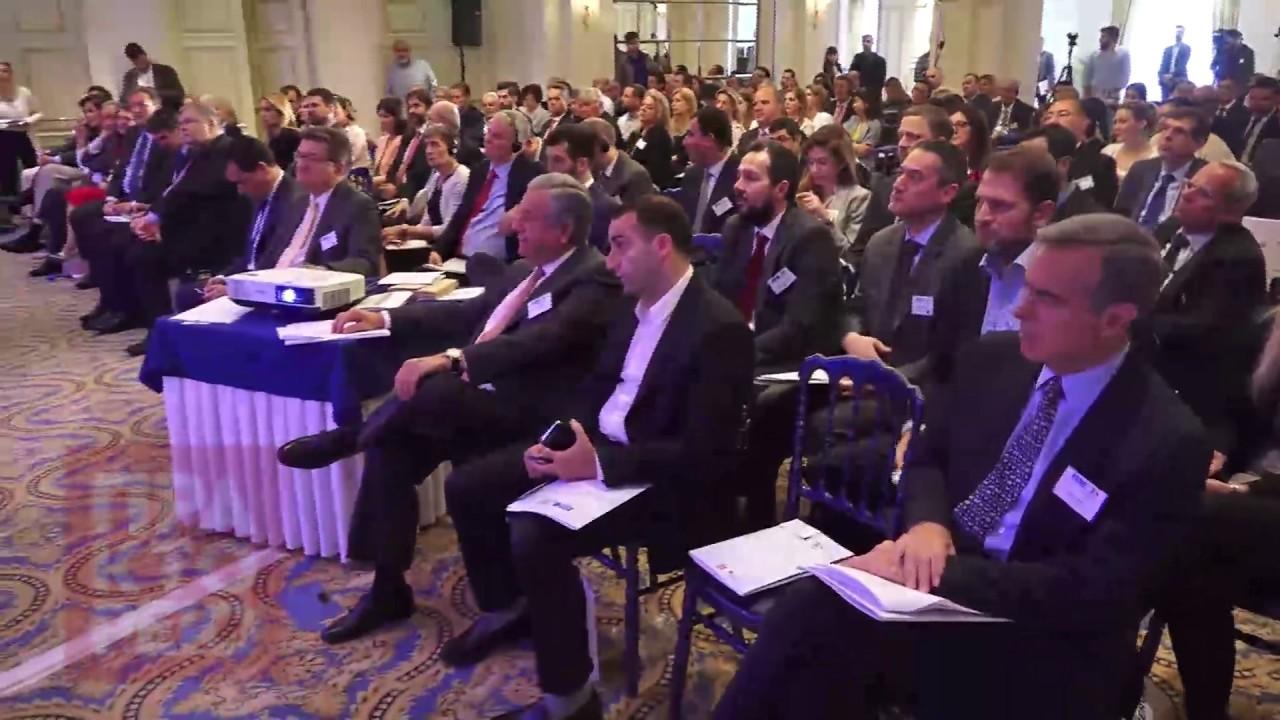 Τέταρτη ετήσια Διάσκεψη της Ελληνικής Ένωσης Επιχειρηματιών(ΕΕΝΕ)